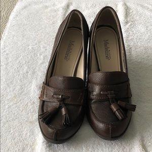 Madeline Stuart 2 inch heels.